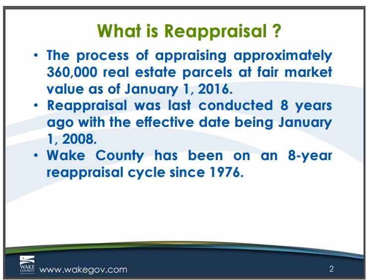 Reappraisal Photo 1